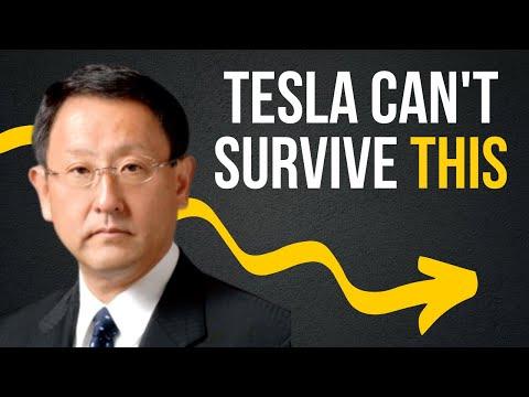 "Toyota's Ridiculous ""Plan"" To Outsell Tesla (Goodbye EVs?...)"