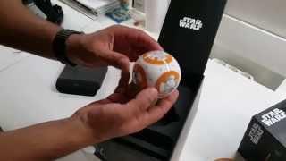 Star Wars Sphero Droid BB-8 Kutudan Çıkıyor! - dooclip.me