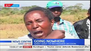 Drama as squatters in Naivasha resist relocation attempts