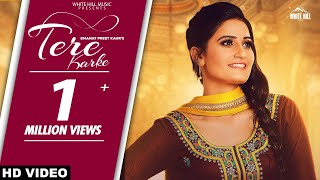 Tere Karke (Full Song) | Emanat Preet Kaur | New Punjabi Songs 2020 | Romantic Punjabi Song
