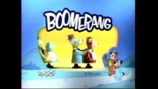 Boomerang from Cartoon Network U.S. Ident Commercial