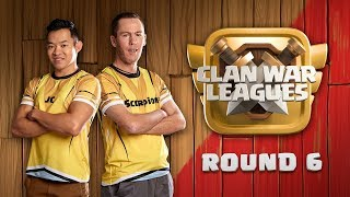 Clan War Leagues - TH12 Strategy - Clash of Clans - Round 6