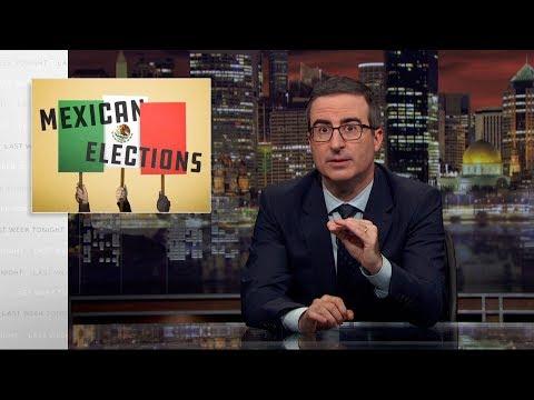 Mexické volby