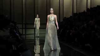 Giorgio Armani Privé   One Night Only In Paris Runway Show Spring Summer 2014 Haute Couture