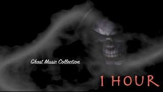 Ghost, Ghost Video and Real Ghost Music: 1 Hour of Most Scary Ghost Music Video