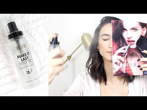 NEW Milani Make It Last Setting Spray First Impression