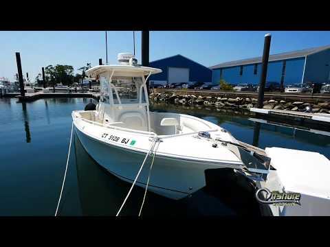 Sailfish 270 CCvideo