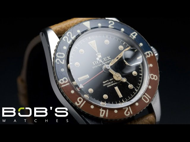 4de707f054d 35 Certified Pre-Owned Rolex GMT-Master watches for Sale