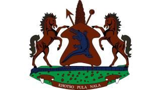 Hino Nacional do Lesoto - National Anthem of Lesotho