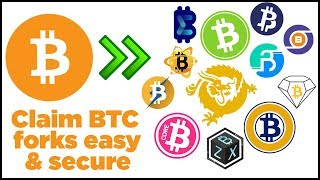 How To Claim Bitcoin Forks (Guide)