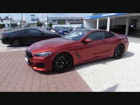 Wideo BMW 840d xD MSport Sitzlüft.Standhz.LaserL.NightVi