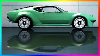 WARNING! This Vehicle Is Broken! GTA Online: NEW Lampadati Viseris Review   Should You Buy? (GTA 5)