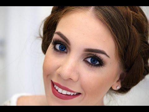 Mavi Gözler Için Makyaj Ⅰ Aslı Özdel ( Makeup for Blue Eyes)