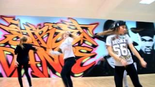 Big Sean ft. Nicki Minaj Dance A$$ Remix - choreography Naćka B.K.STEP