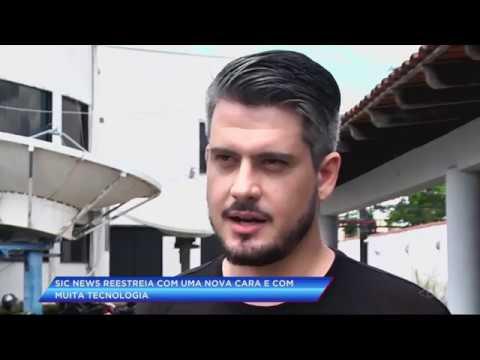 REVEJA: Os bastidores da criação da nova vinhenta do SICNEWS - Gente de Opinião