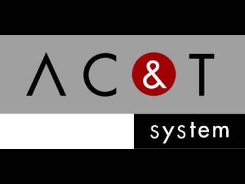 AC&T 드라이버 MODBUS 통신