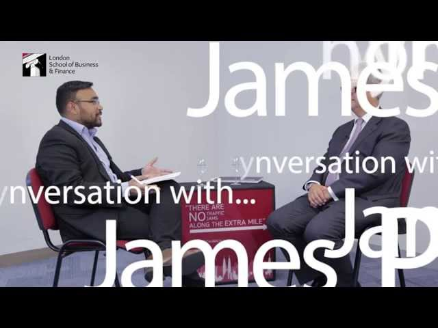 Great Minds interview with James Penny
