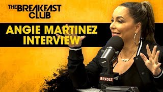"""Angie Martinez Brings """"Untold Stories of Hip-Hop"""" To The Breakfast Club"""