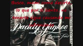 Tu Principe - Daddy Yankee (Video)