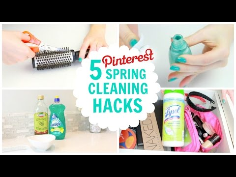 5 λύσεις για να καθαρίσεις τα εργαλεία ομορφιάς σου! thumbnail