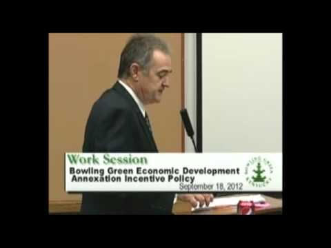 9/18/12 Board of Commissioners Work Session