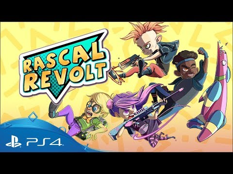 Rascal Revolt | Launch Trailer | PS4 thumbnail