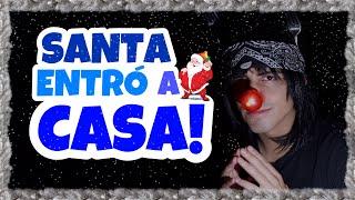 Daniel El Travieso - SANTA ENTRÓ A MI CASA!