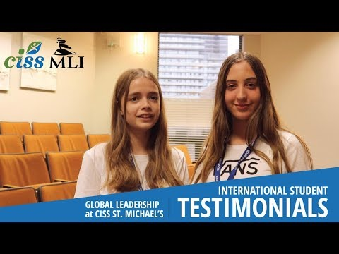 Global Leadership testimonials - Turkey & Ukraine
