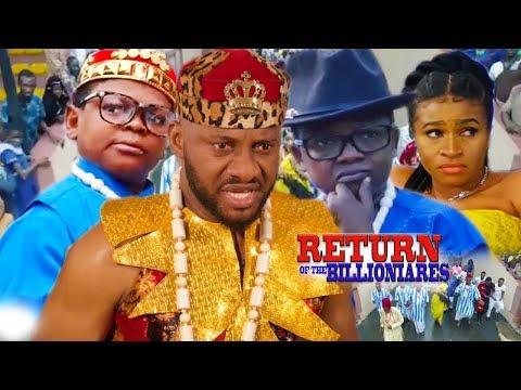 Return Of The Billionaire Is Here - Yul Edochie Aki&Pawpaw Latest Nigerian Nollywood Movie