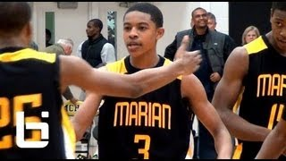 Tyler Ulis Has a Killer Crossover! Chicago's Ultimate Playmaker Official Junior Season Mixtape!