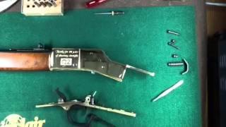 Henry Big Boy Rifle Assembly