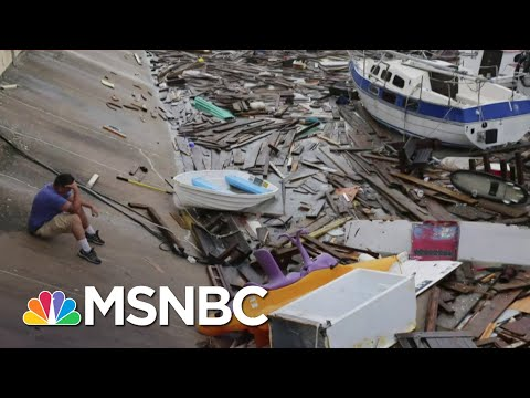 Coastal Texas Hit By A Hurricane While Dealing With COVID-19 | The 11th Hour | MSNBC