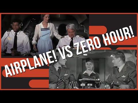 Zero Hour! vs. Airplane!