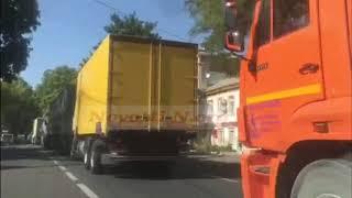 Транспортный коллапс: Николаев стоит в пробках из-за перекрытия Варваровского моста