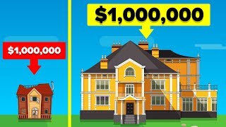 $1,000,000 Will Get You A House Like This Around The World