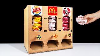 DIY How to Make Burger King McDonald