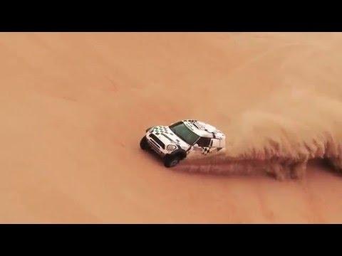 Abu Dhabi Desert Challenge 2016 Stage 02