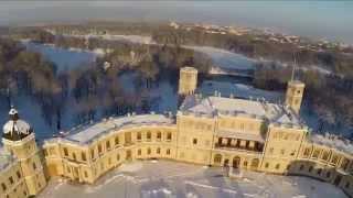 Дворцовый парк, г. Гатчина