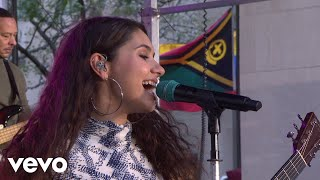 Alessia Cara - October (Live On The Today Show / 2019)