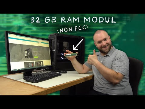 128 GB Arbeitsspeicher