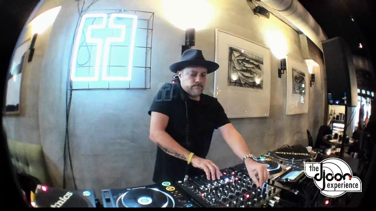 Louie Vega - Live @ The Djoon Experience x Amsterdam Dance Event 2017