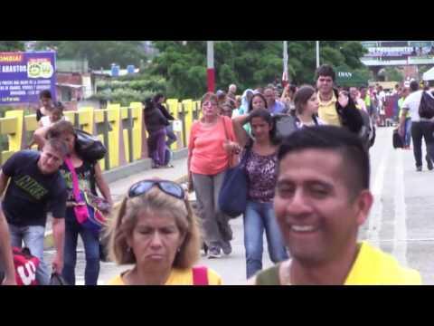 Así es la vida de los venezolanos que migran a Colombia