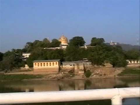 Бирма. Вверх по Иравади к Багану.wmv