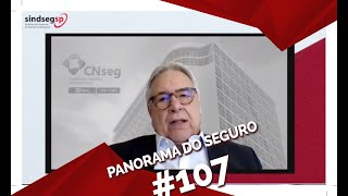 PANORAMA DO SEGURO RECEBE MARCIO CORIOLANO