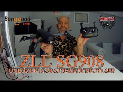 ZLL SG908 CARATTERISTICHE E FUNZIONAMENTO parte 1