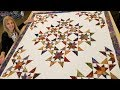 Fast - Fun - AND EASY! Nine Sisters Quilt Tutorial :)