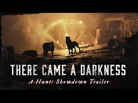 There Came a Darkness: A Hunt: Showdown Trailer