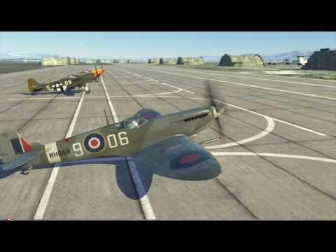 Spitfire. Tutorial puesta en marcha - La leyenda de Darwan