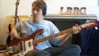 """Cherry Poppin' Daddies' """"Master and Slave"""" on bass - LRRG"""
