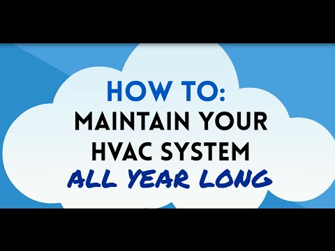 How To: Maintain Your HVAC System All Year Long | Air Boca